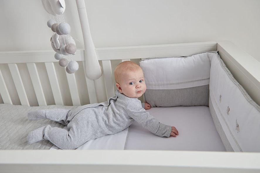 Biztonságos alvókörnyezet