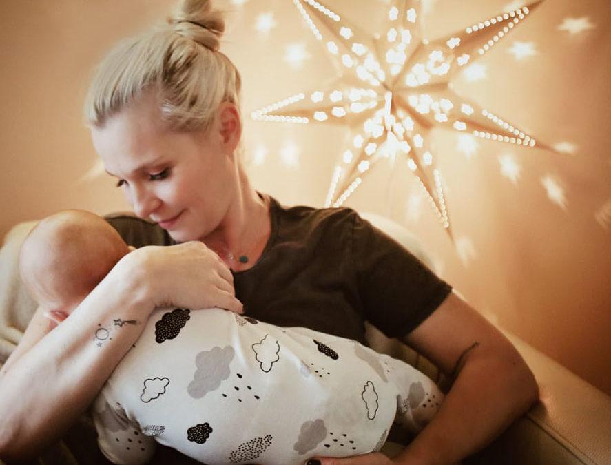 Lilu gondolatai az anyaságról, a családról