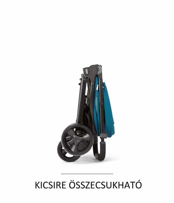 Armadillo Sport babakocsi – Petrol Blue