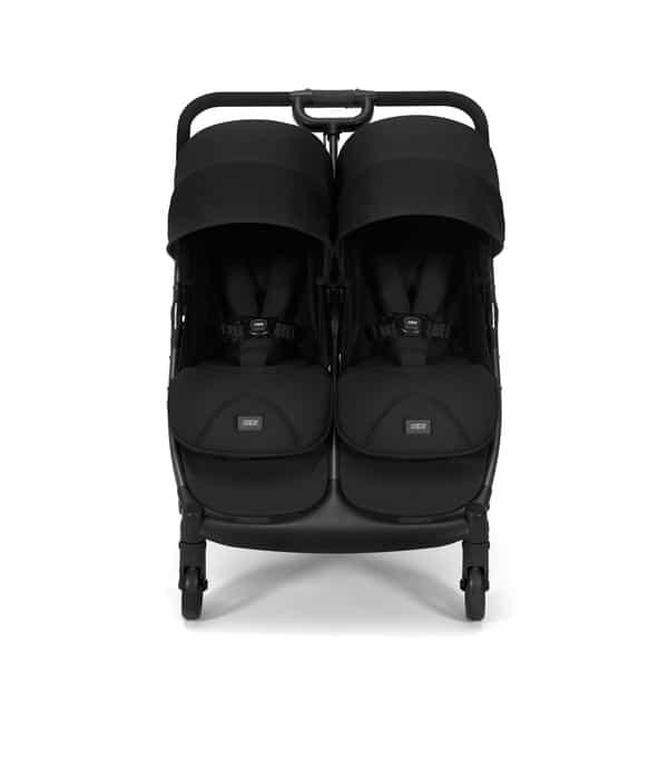 Armadillo ikerbabakocsi – Fekete