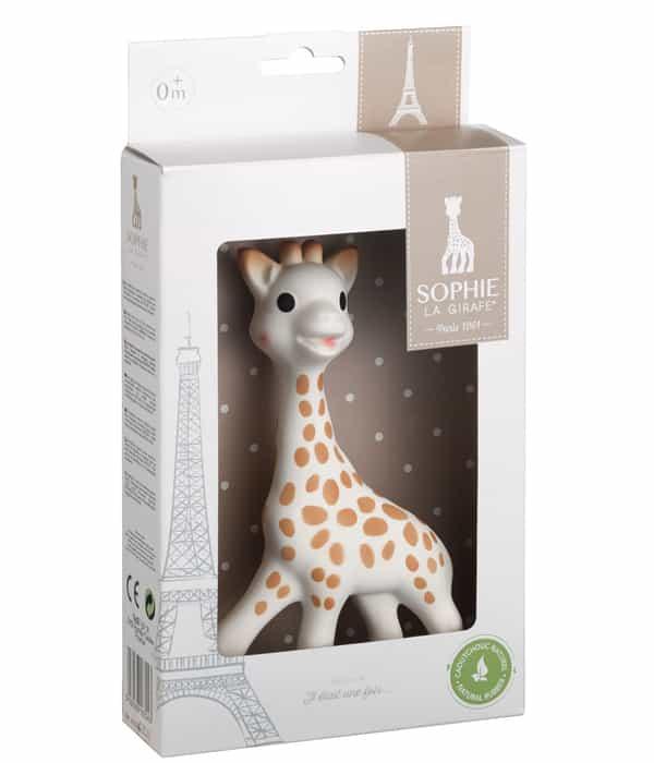 Sophie a zsiráf ajándék dobozban