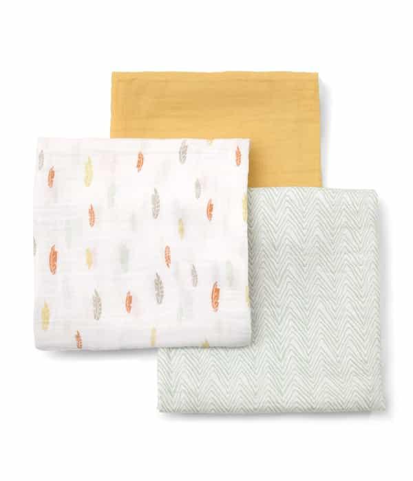 Nagy méretű textilpelenka (3 db/csomag) – Multi