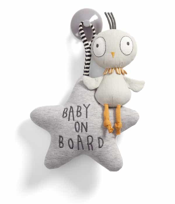 Baby on board – Madárkás