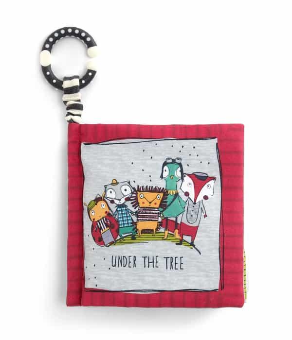 Puha tanulóskönyv – A fa alatt