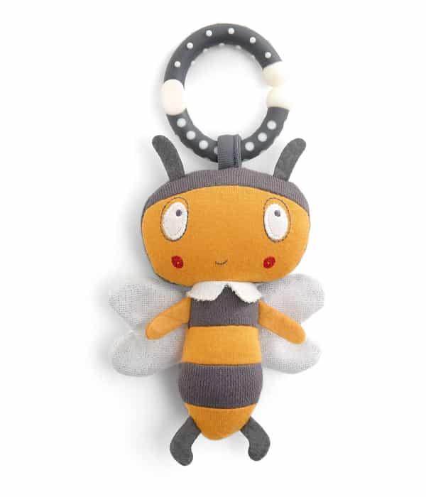 Puha akasztós játék – Mini Méhecske