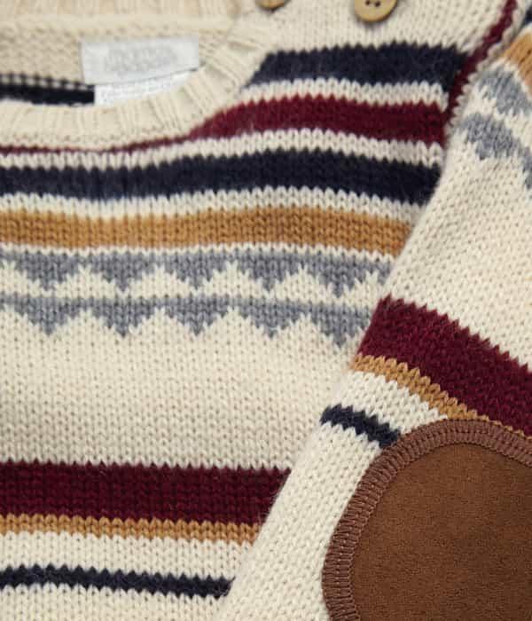 Azték pulcsi