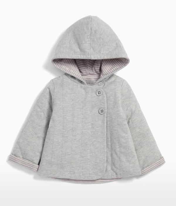 Bélelthatású kabátka
