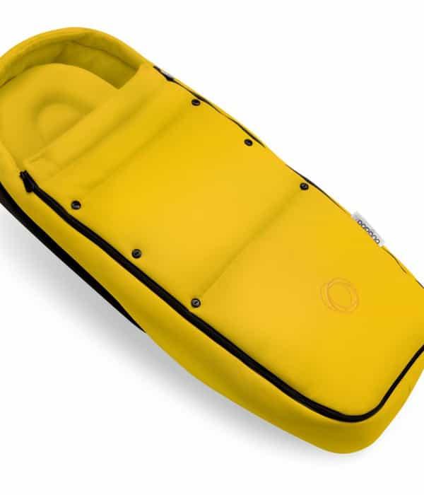 Bugaboo újszülött lábzsák – Bright yellow