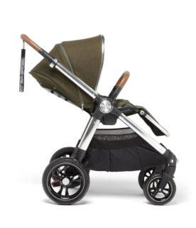 Limited Edition Ocarro 4 részes babakocsi csomag – Khaki Explorer