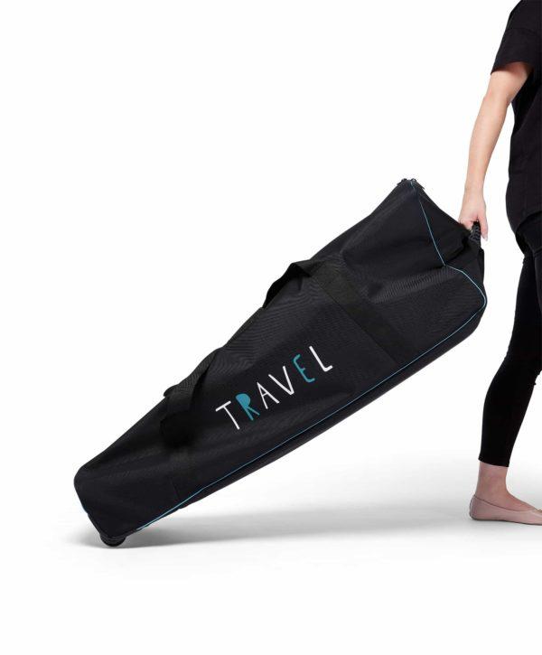 Babakocsihordó táska – Fekete