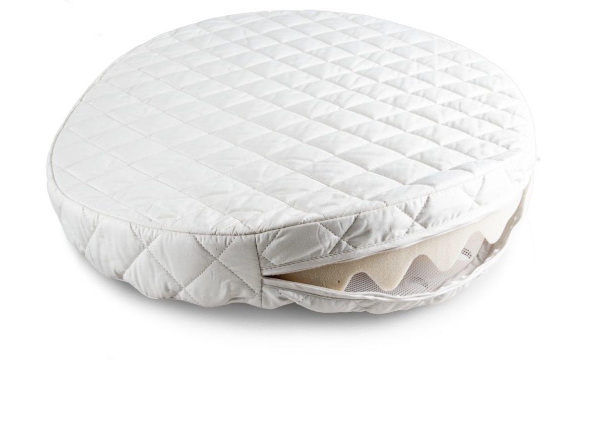 Stokke Sleepi Mini ovális matrac huzat 80 Cm