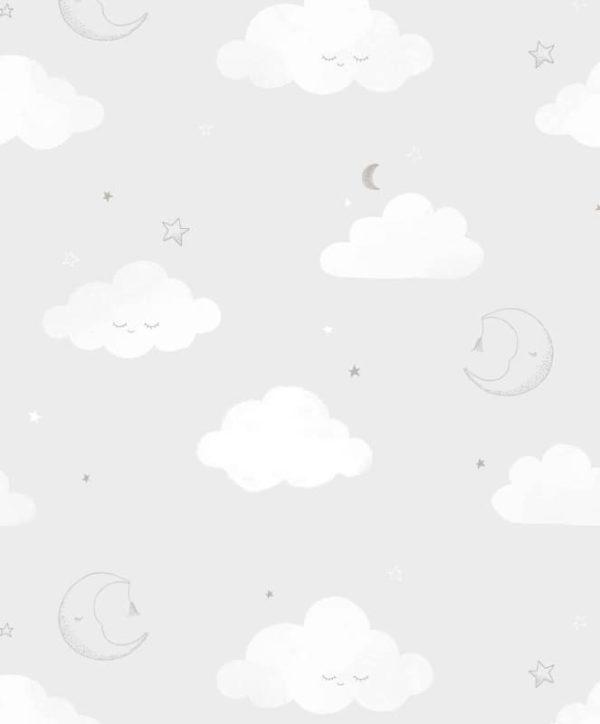 Tapéta – Felhős