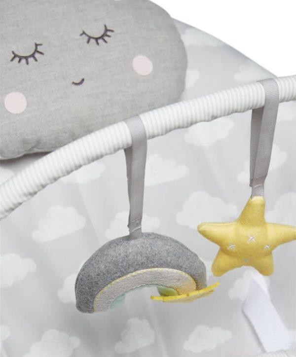 Capella rezgős pihenőszék – Felhős