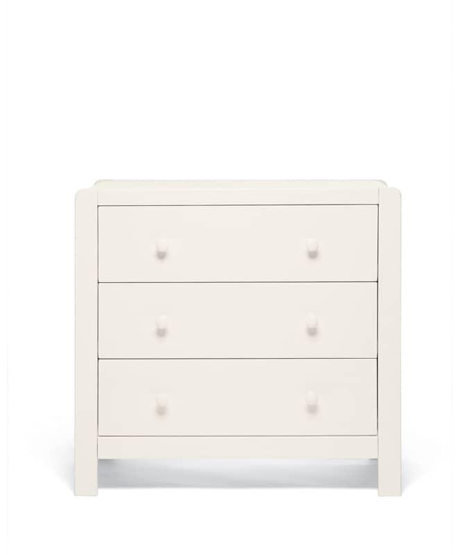 Dover 3 részes bútorcsomag kisággyal (60*-120) - Fehér