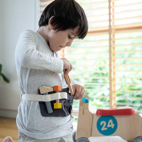 Plan Toys - Szerszámos övtáska