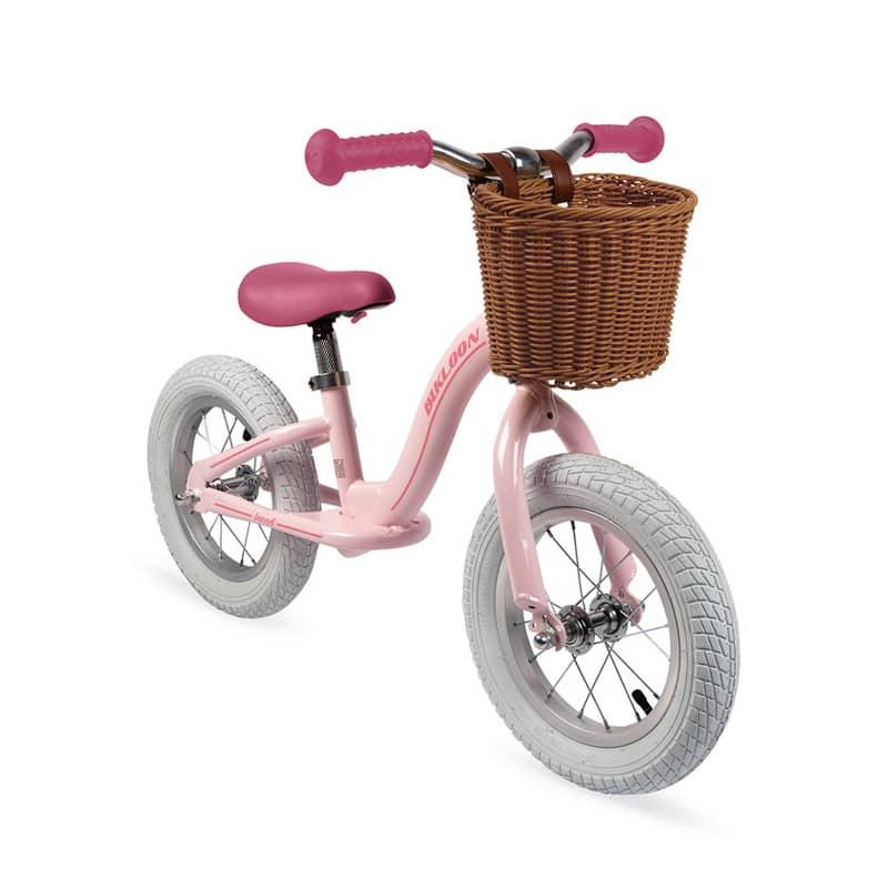 Metal Vintage bicikli - Rózsaszín - Janod