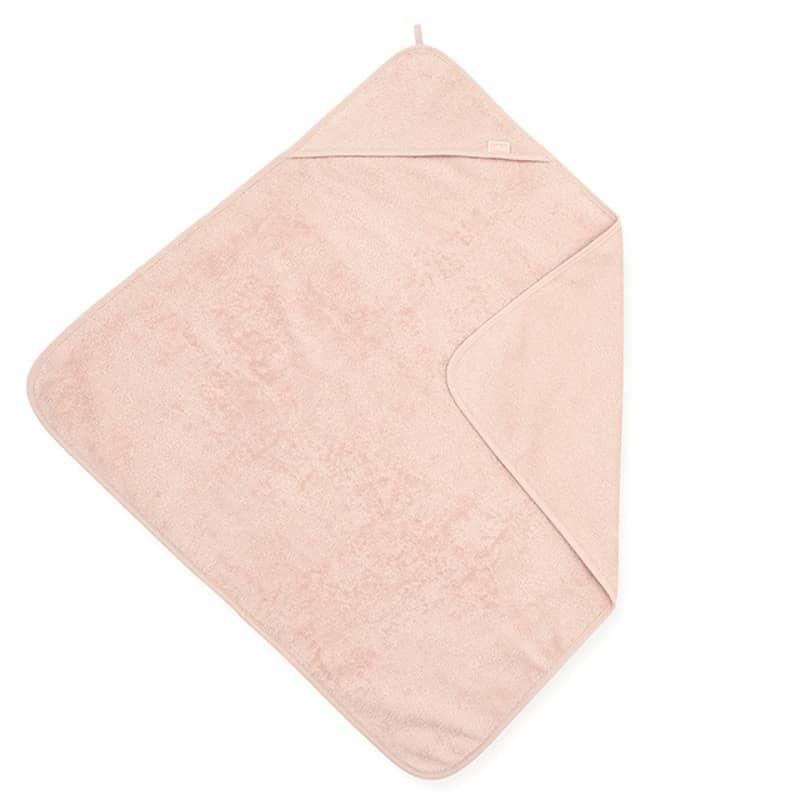 Kapucnis fürdőlepedő - Halvány rózsaszín