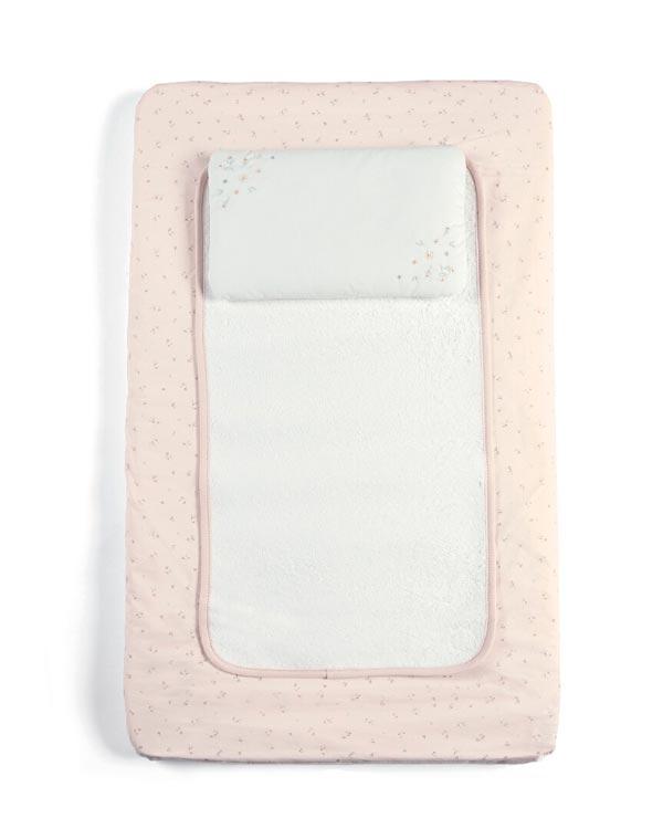 Luxury Pelenkázómatrac - WTTW Pink